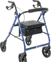 Seat Walker, 8 inch Aspire Classic 8 Blue