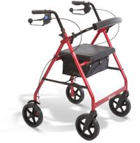 Seat Walker, 8 inch Aspire Classic 8 Red