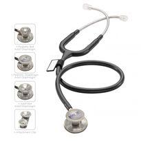 Stethoscope, Epoch Titanium Dual Head MDF Black