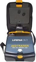 Defib Trainer, Lifepak CR-T AED