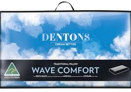 Pillow, Dentons Traditional Wave Comfort (Superseded by code 64371009)