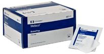 Alcohol Swabs 2 Ply Webcol