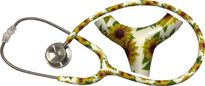Stethoscope, MPrint MD One Stainless Steel MDF Sunflower