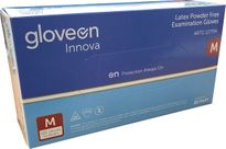 Glove, Latex Powder Free Medium Box/100