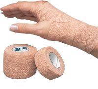 Bandage, Coban 2.5cm Beige