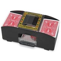 Card Shuffler, Automatic