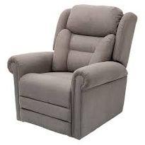 Chair, Donatello Layflat Lift, Merino Steel