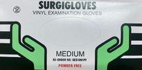 Glove, Vinyl, Powder-Free, Medium