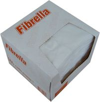 Fibrella, Soft Cloth Wipes, 8 x 75 sheets