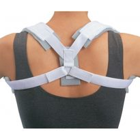 Brace, Clavicle Heavy Padded L
