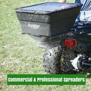 Commercial and Professional Spreaders