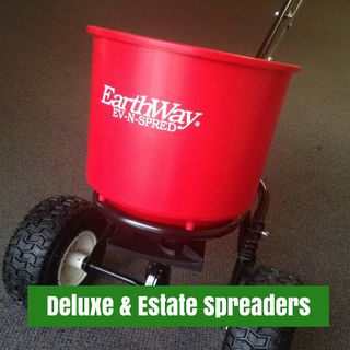 Deluxe and Estate Spreaders
