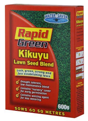 Rapid Green All Season Kikuyu Blend