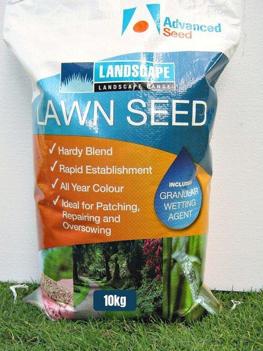 Rapid Green Budget Blend Lawn Seed