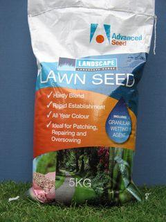 Rapid Green Budget Blend Lawn Seed 5kg