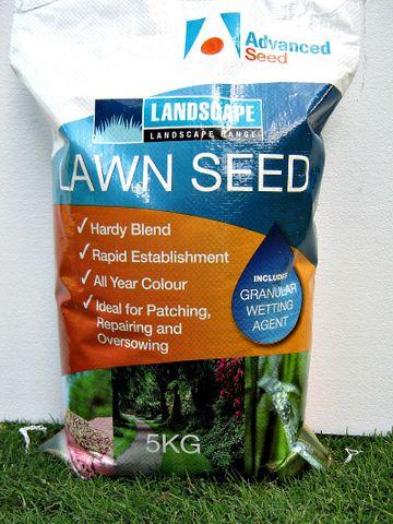 Landscape Range Drought Master Lawn Seed