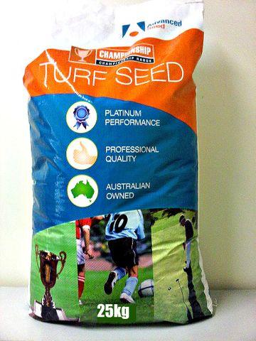 Championship Range Olympic Gold Turf Ryegrass Blend 25kg
