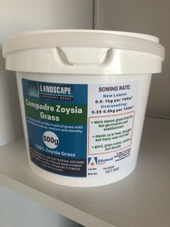 Compadre Zoysia Grass 500gm