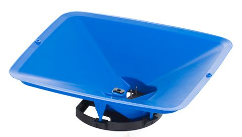 Earthway High Output tray for Models F80, F130