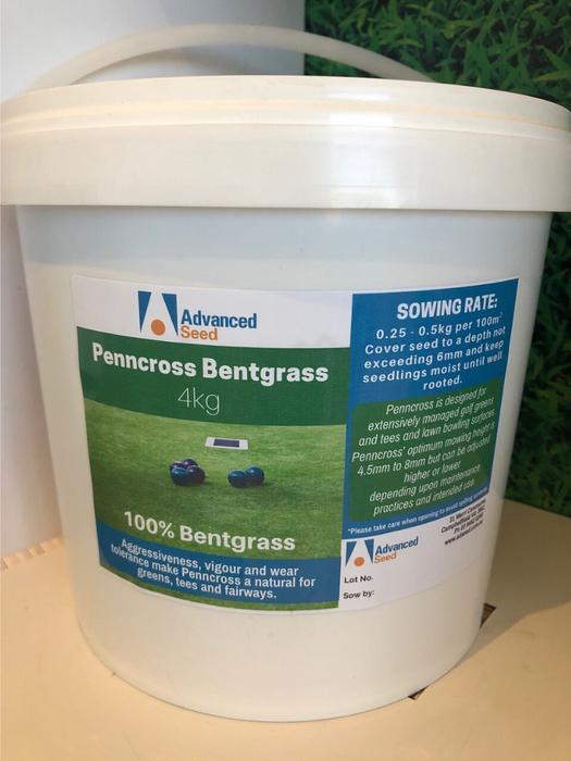 Advanced Seed Bentgrass Penncross