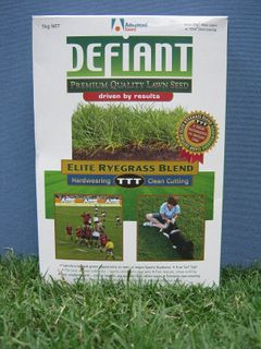 Rapid Green Defiant TTT Ryegrass