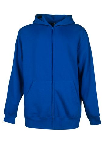 ** KIDS CRONULLA ZIP HOOD ROYAL 4