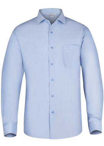 MENS BELAIR LONG SLEEVE SKY XXS