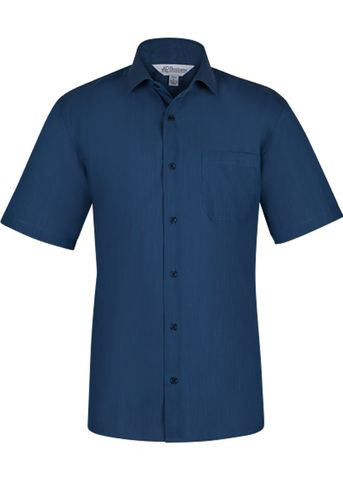 MENS BELAIR SHORT SLEEVE NAVY XXS