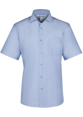 MENS BELAIR SHORT SLEEVE SKY XXS