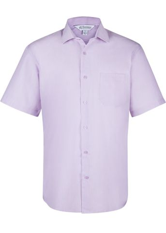 MENS BELAIR SHORT SLEEVE LILAC XXS