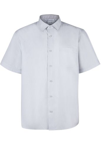 MENS BELAIR SHORT SLEEVE SILVER XXS