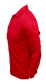 MENS BOTANY LS POLO RED S
