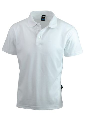 KIDS HUNTER POLO WHITE 6