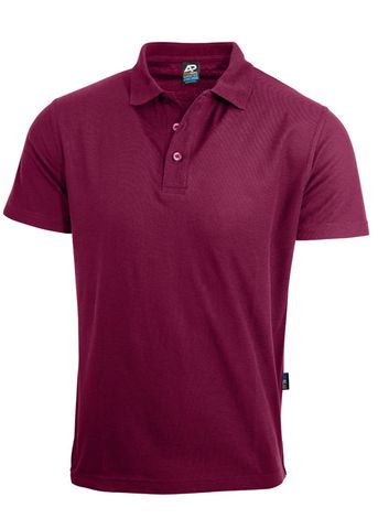 KIDS HUNTER POLO MAROON 6