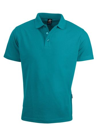 KIDS HUNTER POLO TEAL 6