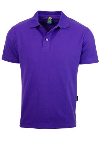 KIDS HUNTER POLO PURPLE 6