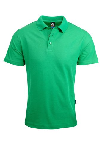 KIDS HUNTER POLO KELLY GREEN 6