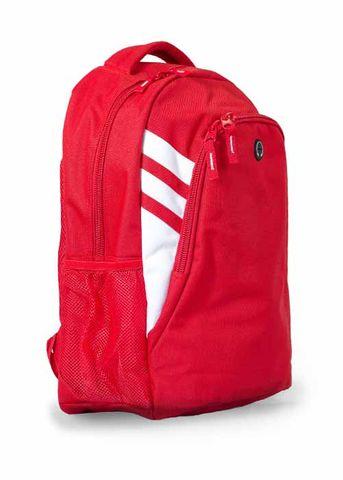 TASMAN BACK PACK RED/WHITE