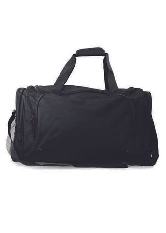 TASMAN SPORTS BAG BLACK