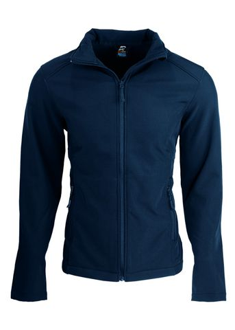 MENS SELWYN S/SHELL JKT NAVY 6XL