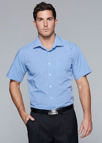 TOORAK MENS SHIRT SHORT SLEEVE - 1901S