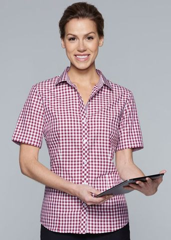 BRIGHTON LADY SHIRT SHORT SLEEVE - 2909S