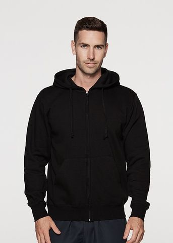 CRONULLA ZIP MENS HOODIES - 1510
