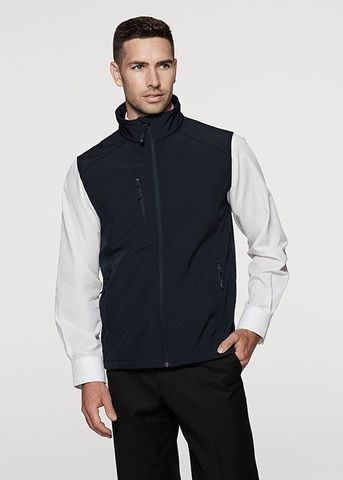 OLYMPUS MENS VESTS - 1515L