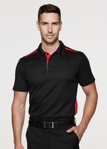 PATERSON MENS POLOS - 1305