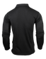 MENS BOTANY LS POLO BLACK S