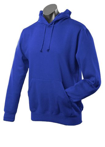 MENS BOTANY HOOD ROYAL XS