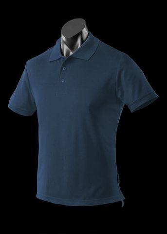 ** MENS REEF POLO NAVY S