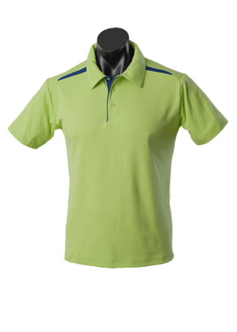 PATERSON MENS POLOS RUNOUT - N1305