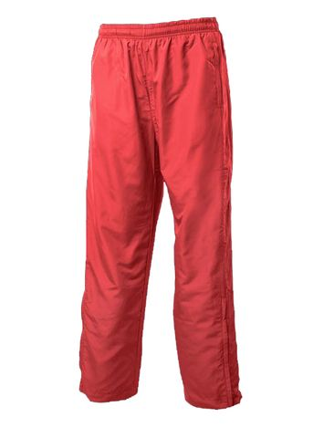 ** KIDS TRACKPANTS RED 8